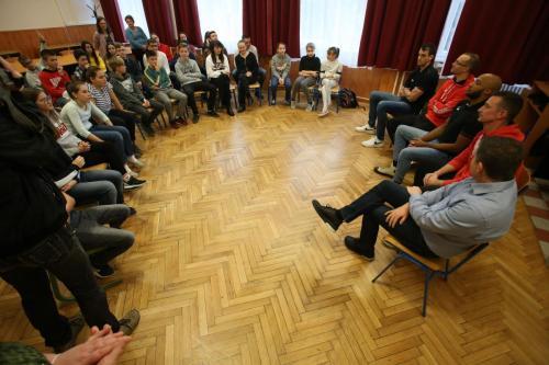 Rendhagyó angolóra a Kassai Úti Magyar-Angol Két Tanítási Nyelvű Általános Iskolában