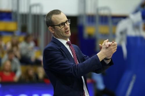 Beszélgetés Gasper Potocnik vezetőedzővel